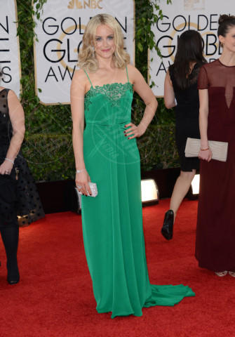 Taylor Schilling - Beverly Hills - 12-01-2014 - Golden Globe 2014: gli arrivi sul red carpet