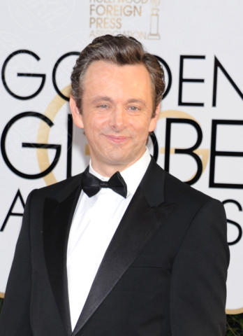 Michael Sheen - Beverly Hills - 11-01-2014 - Golden Globe 2014: gli arrivi sul red carpet