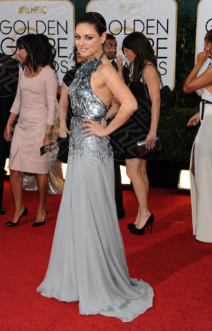 Mila Kunis - Beverly Hills - 11-01-2014 - Golden Globe 2014: gli arrivi sul red carpet