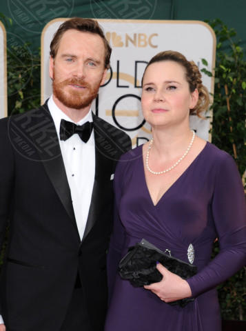 Michael Fassbender - Beverly Hills - 11-01-2014 - Golden Globe 2014: gli arrivi sul red carpet