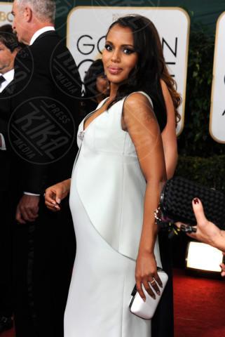 Kerry Washington - Beverly Hills - 11-01-2014 - Golden Globe 2014: gli arrivi sul red carpet