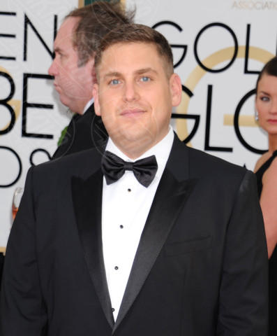Jonah Hill - Beverly Hills - 11-01-2014 - Golden Globe 2014: gli arrivi sul red carpet