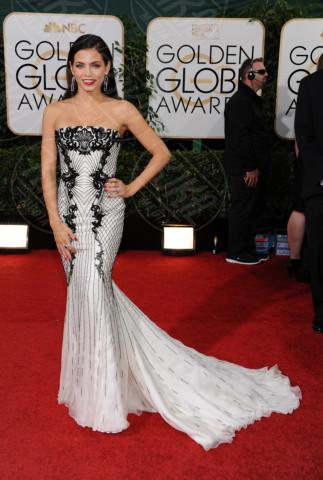 Jenna Dewan - Beverly Hills - 11-01-2014 - Golden Globe 2014: gli arrivi sul red carpet