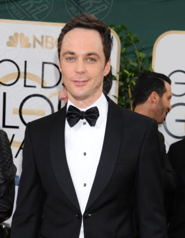 Jim Parsons - Beverly Hills - 11-01-2014 - Golden Globe 2014: gli arrivi sul red carpet