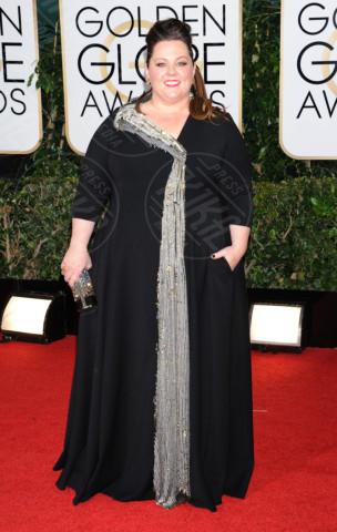 Melissa McCarthy - Beverly Hills - 11-01-2014 - Golden Globe 2014: gli arrivi sul red carpet