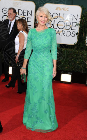 Helen Mirren - Beverly Hills - 11-01-2014 - Golden Globe 2014: gli arrivi sul red carpet