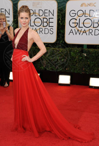 Amy Adams - Beverly Hills - 11-01-2014 - Golden Globe 2014: gli arrivi sul red carpet