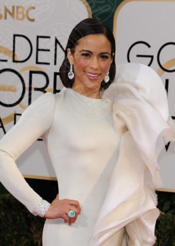 Paula Patton - Beverly Hills - 11-01-2014 - Golden Globe 2014: gli arrivi sul red carpet