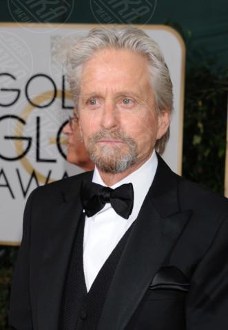 Michael Douglas - Beverly Hills - 11-01-2014 - Golden Globe 2014: gli arrivi sul red carpet