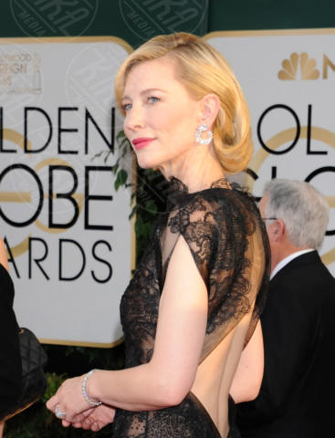 Cate Blanchett - Beverly Hills - 11-01-2014 - Golden Globe 2014: gli arrivi sul red carpet