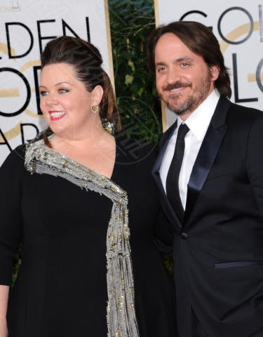 Melissa McCarthy - Beverly Hills - 11-01-2014 - Golden Globe 2014: gli arrivi sul red carpet