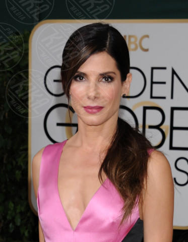 Sandra Bullock - Beverly Hills - 11-01-2014 - Golden Globe 2014: gli arrivi sul red carpet