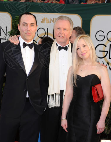 Jon Voight - Beverly Hills - 11-01-2014 - Golden Globe 2014: gli arrivi sul red carpet