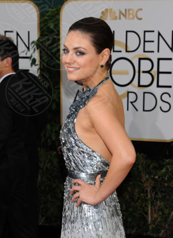 Mila Kunis - Beverly Hills - 11-01-2014 - Golden Globe 2014: gli arrivi sul red carpet