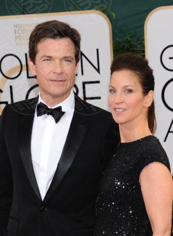 Amanda Anka, Jason Bateman - Beverly Hills - 11-01-2014 - Golden Globe 2014: gli arrivi sul red carpet