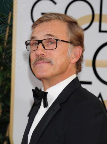 Christoph Waltz - Beverly Hills - 11-01-2014 - Golden Globe 2014: gli arrivi sul red carpet