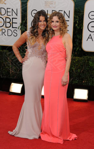 Sosie Bacon, Kyra Sedgwick - Beverly Hills - 11-01-2014 - Golden Globe 2014: gli arrivi sul red carpet
