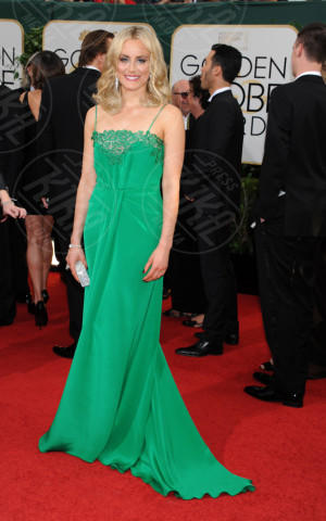 Taylor Schilling - Beverly Hills - 11-01-2014 - Golden Globe 2014: gli arrivi sul red carpet