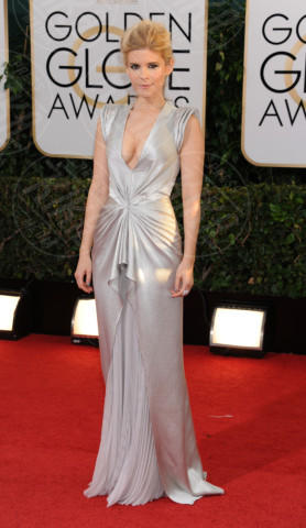 Kate Mara - Beverly Hills - 11-01-2014 - Golden Globe 2014: gli arrivi sul red carpet