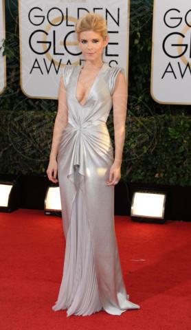 Kate Mara - Beverly Hills - 11-01-2014 - Golden Globe 2014: gli arrivi sul red carpet