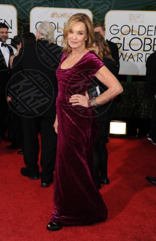 Jessica Lange - Beverly Hills - 11-01-2014 - Golden Globe 2014: gli arrivi sul red carpet