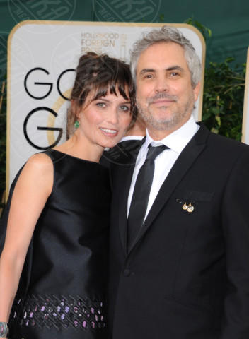 Alfonso Cuaron - Beverly Hills - 11-01-2014 - Golden Globe 2014: gli arrivi sul red carpet