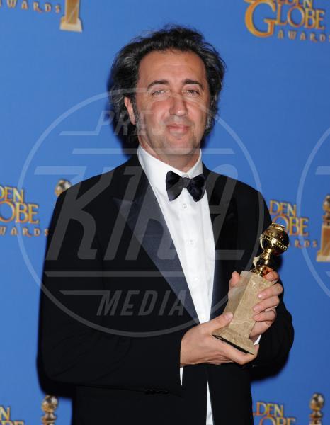 Paolo Sorrentino - Beverly Hills - 11-01-2014 - Da Fellini a Morricone, quando il cinema italiano è da Oscar