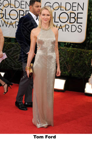Naomi Watts - Beverly Hills - 11-01-2014 - Golden Globe 2014: gli stilisti sul red carpet