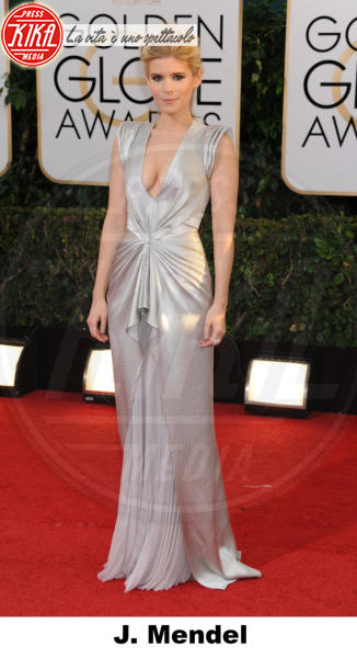 Kate Mara - Beverly Hills - 11-01-2014 - Golden Globe 2014: gli stilisti sul red carpet