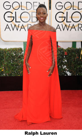 Lupita Nyong'o - Beverly Hills - 11-01-2014 - Golden Globe 2014: gli stilisti sul red carpet