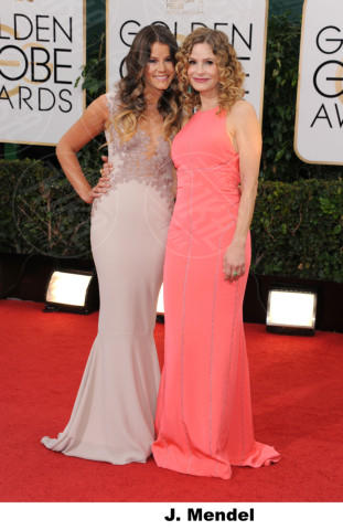 Sosie Bacon, Kyra Sedgwick - Beverly Hills - 11-01-2014 - Golden Globe 2014: gli stilisti sul red carpet