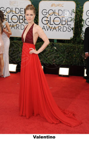 Amy Adams - Beverly Hills - 11-01-2014 - Golden Globe 2014: gli stilisti sul red carpet