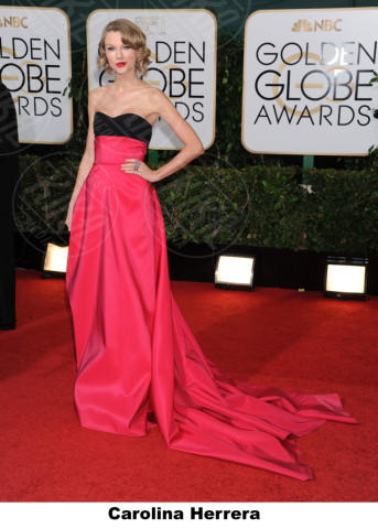 Taylor Swift - Beverly Hills - 11-01-2014 - Golden Globe 2014: gli stilisti sul red carpet