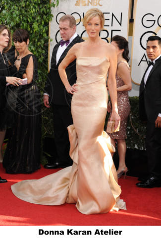 Anna Gunn - Beverly Hills - 11-01-2014 - Golden Globe 2014: gli stilisti sul red carpet