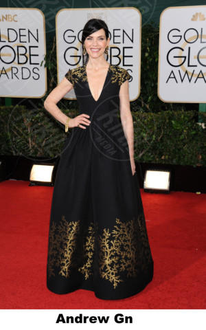 Julianna Margulies - Beverly Hills - 11-01-2014 - Golden Globe 2014: gli stilisti sul red carpet