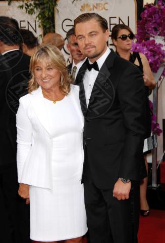 Irmelin DiCaprio, Leonardo DiCaprio - Beverly Hills - 12-01-2014 - Golden Globe 2014: gli arrivi sul red carpet