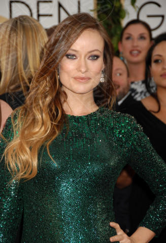 Olivia Wilde - Beverly Hills - 12-01-2014 - Golden Globe 2014: gli arrivi sul red carpet