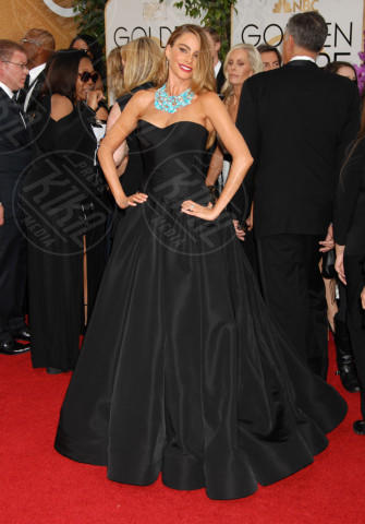 Sofia Vergara - Beverly Hills - 12-01-2014 - Golden Globe 2014: gli arrivi sul red carpet