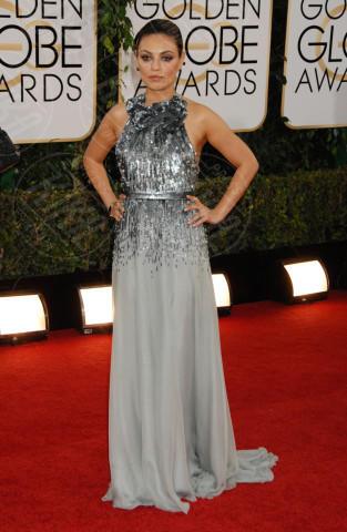 Mila Kunis - Beverly Hills - 12-01-2014 - Golden Globe 2014: gli arrivi sul red carpet