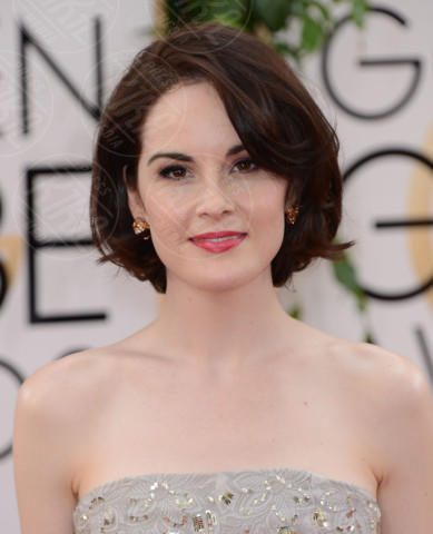 Michelle Dockery - Beverly Hills - 12-01-2014 - Golden Globe 2014: gli arrivi sul red carpet