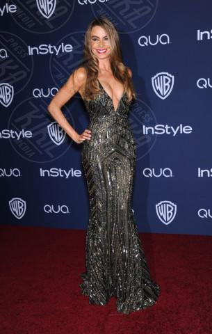 2014 -, Sofia Vergara - Beverly Hills - 12-01-2014 - Vade retro abito! Le scelte ai Golden Globe 2014