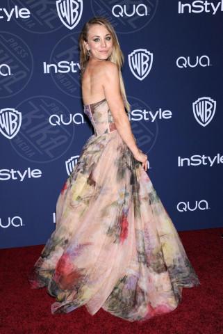 Kaley Cuoco - Beverly Hills - 12-01-2014 - Vade retro abito! Le scelte ai Golden Globe 2014
