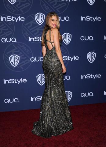 Sofia Vergara - Beverly Hills - 12-01-2014 - Vade retro abito! Le scelte ai Golden Globe 2014