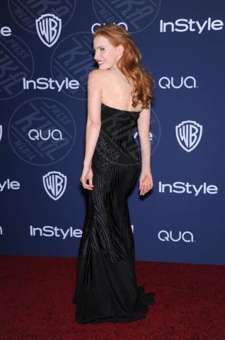 Jessica Chastain - Beverly Hills - 12-01-2014 - Vade retro abito! Le scelte ai Golden Globe 2014