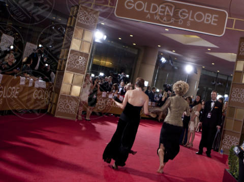 Gaia Romilly Wise, Emma Thompson - Beverly Hills - 12-01-2014 - Golden Globe 2014: le foto più belle