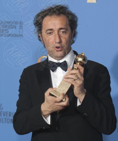 Paolo Sorrentino - Beverly Hills - 12-01-2014 - Da Fellini a Morricone, quando il cinema italiano è da Oscar