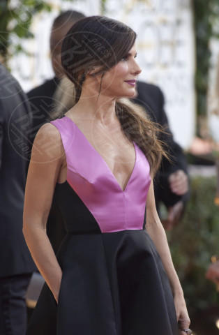 Sandra Bullock - Beverly Hills - 12-01-2014 - Golden Globe 2014: le foto più belle