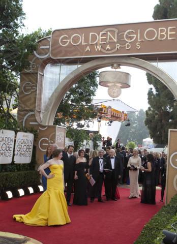 Beverly Hills - 12-01-2014 - Golden Globe 2014: le foto più belle