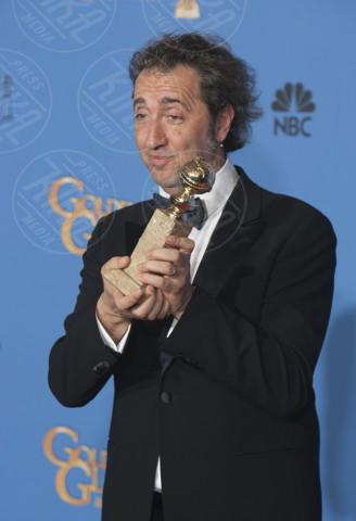 Paolo Sorrentino - Beverly Hills - 12-01-2014 - Golden Globe 2014: le foto più belle