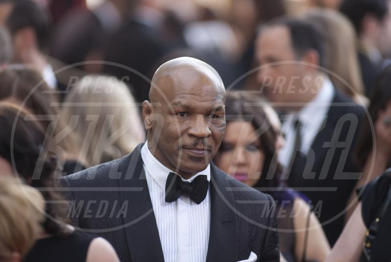 Mike Tyson - Beverly Hills - 12-01-2014 - Golden Globe 2014: le foto più belle